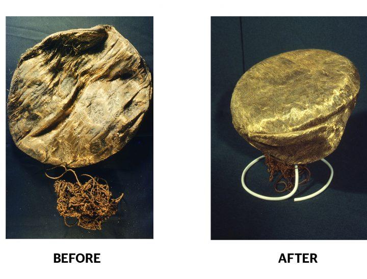 Beret restoration